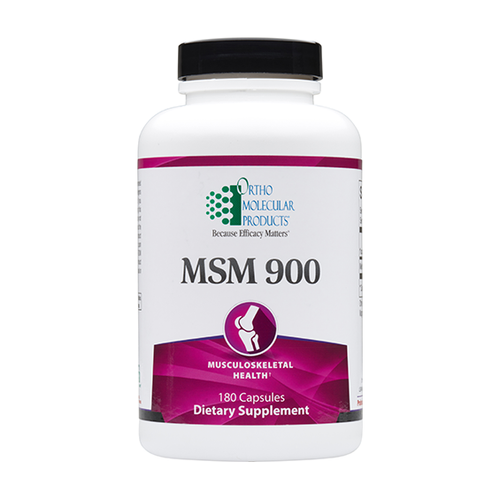 MSM 900 180 CT - Medical Grade Nutrients