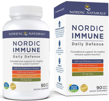 Load image into Gallery viewer, NORDIC IMMUNE  Daily Defense 90 CT - Medical Grade Nutrients