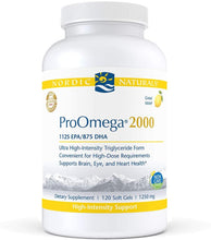 Load image into Gallery viewer, Nordic Naturals ProOmega 2000 - Highest-Concentration - Medical Grade Nutrients