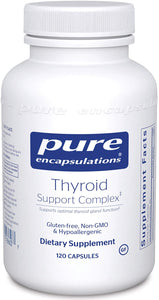 Thyroid Support Complex 120 CT - Medical Grade Nutrients