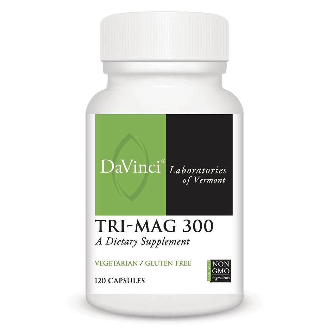 TRI-MAG 300 (120) CT - Medical Grade Nutrients