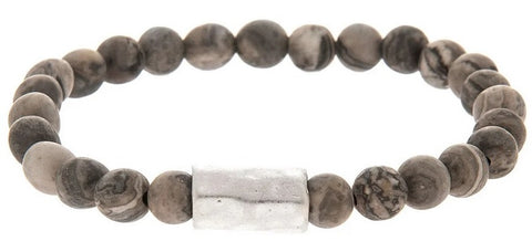 Assorted Natural Stone Bracelets