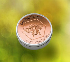Honey House Naturals Bee Bar Lotions