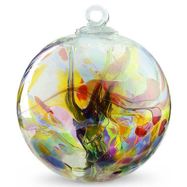 "Multicolor Witch Ball Iridized (6"")"
