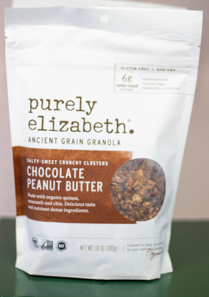 Purely Elizabeth Chocolate Peanut Butter Granola