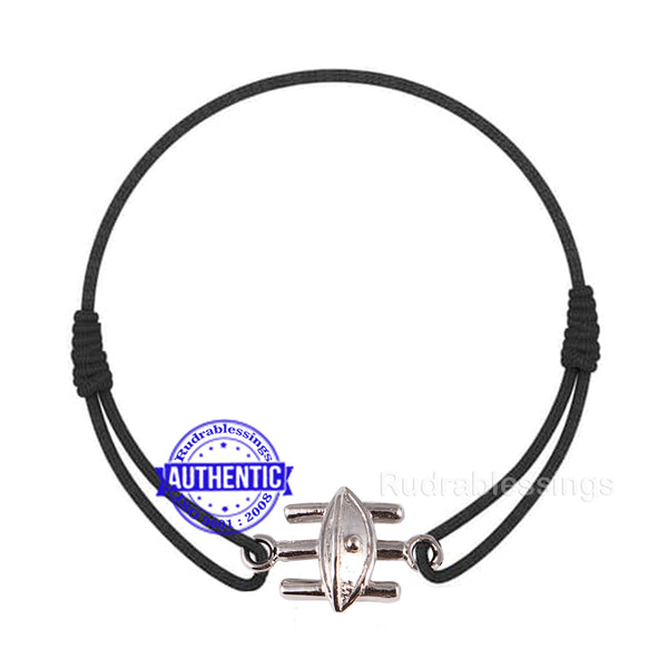 Lord Shiva 3rd Eye Bracelet - 4