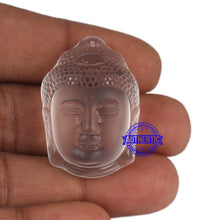 Load image into Gallery viewer, Sphatik Gautam Buddha Carving - 14