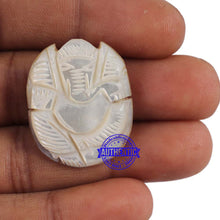 Load image into Gallery viewer, Mother of Pearl Ganesha Carving - 15