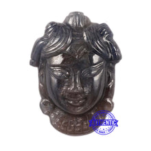 Load image into Gallery viewer, Blue Sapphire Shrinathji Carving - 7