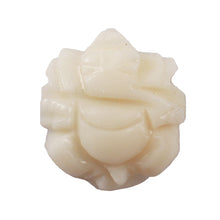 Load image into Gallery viewer, White Coral / Moonga Ganesha - 31