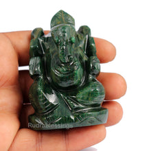 Load image into Gallery viewer, Buddh Stone Ganesha Statue - 64