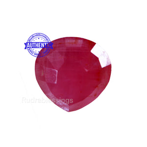 Ruby - 4 - 4.72 carats