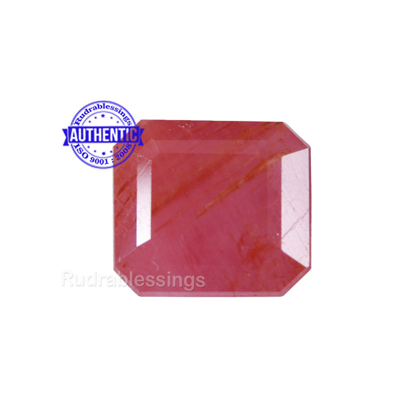 Ruby - 7 - 5.66 carats