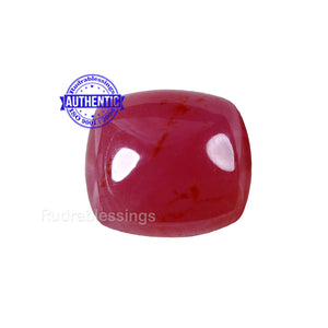 Ruby - 8 - 5.68 carats