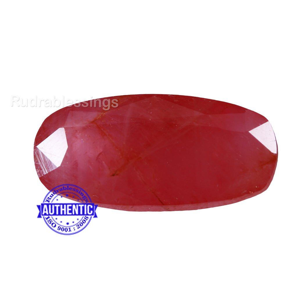 Ruby - 13 - 7.38 carats