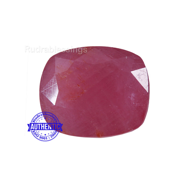 Ruby - 17 - 9.23 carats
