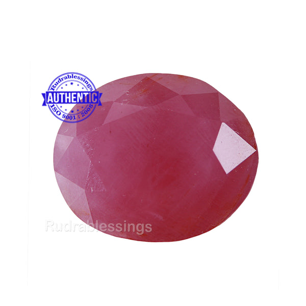Ruby - 20 - 10.01 carats