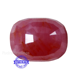 Ruby - 27 - 15.00 carats