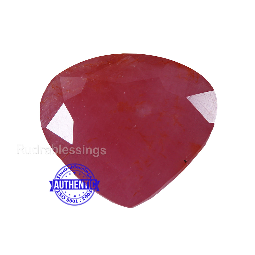 Ruby - 28 - 15.13 carats