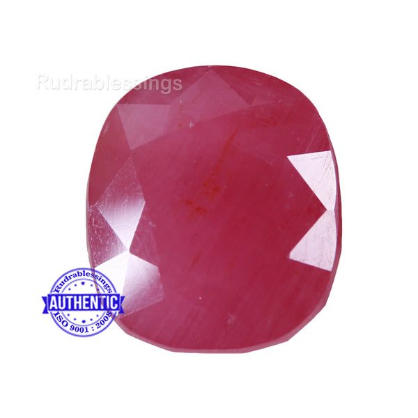 Ruby - 29 - 16.36 carats