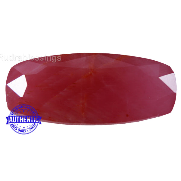 Ruby - 30 - 25.51 carats