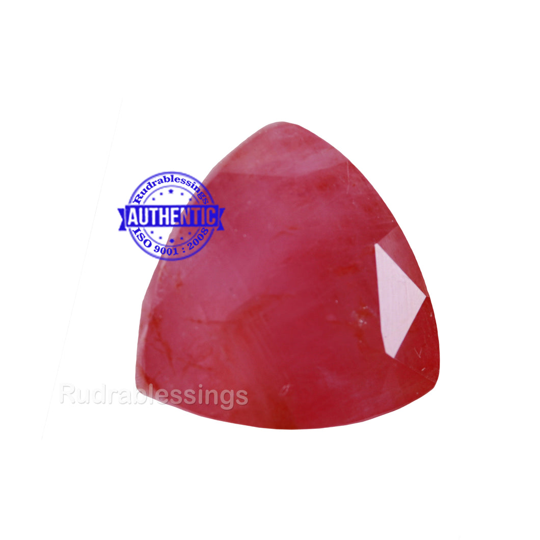 Ruby - 36 - 9.69 carats