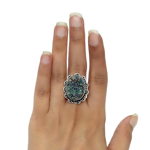 Abalone Ring - 31