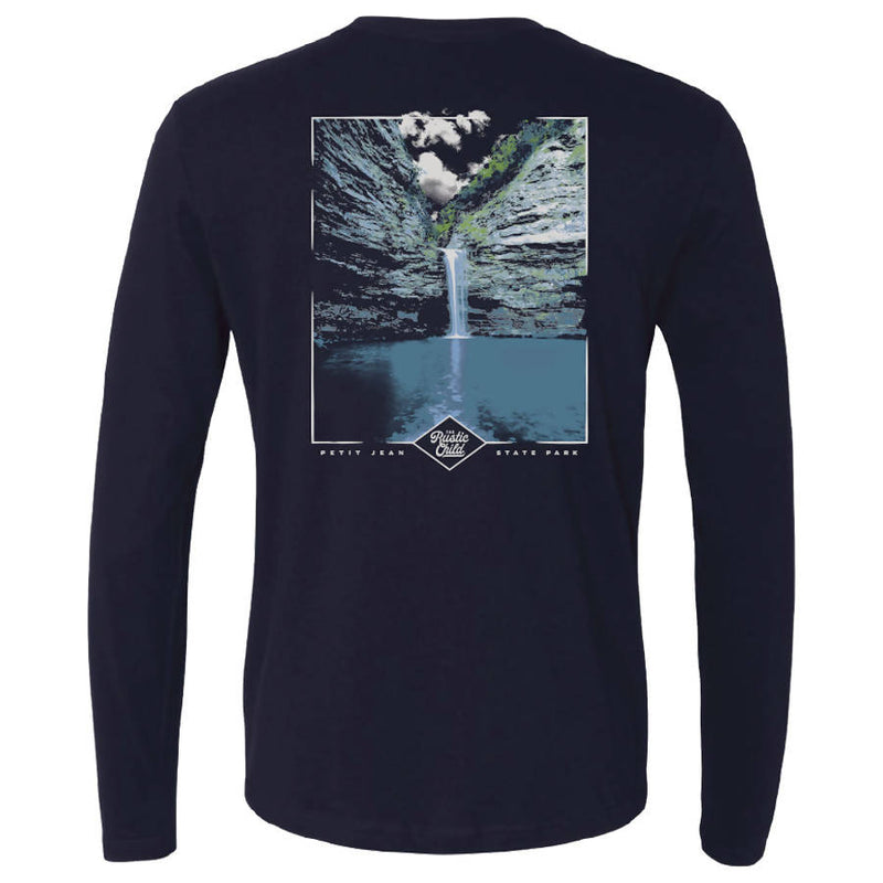 Petit Jean Waterfall Long Sleeve