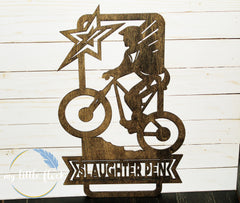 Bike Trail Banner