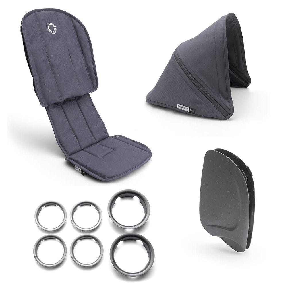 Bugaboo Ant Style Set Complete Steel Blue