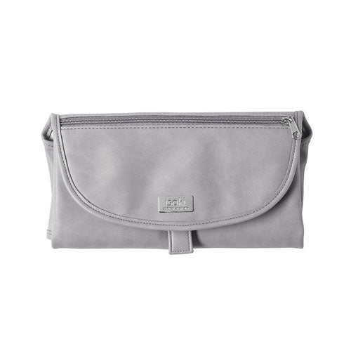 Isoki - Iso Change Mat Clutch Portsea Light Grey