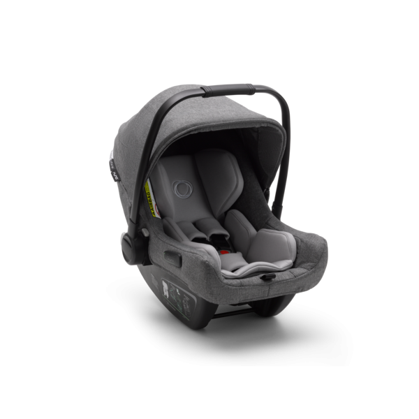 Bugaboo Turtle Air By Nuna Car Seat Grey