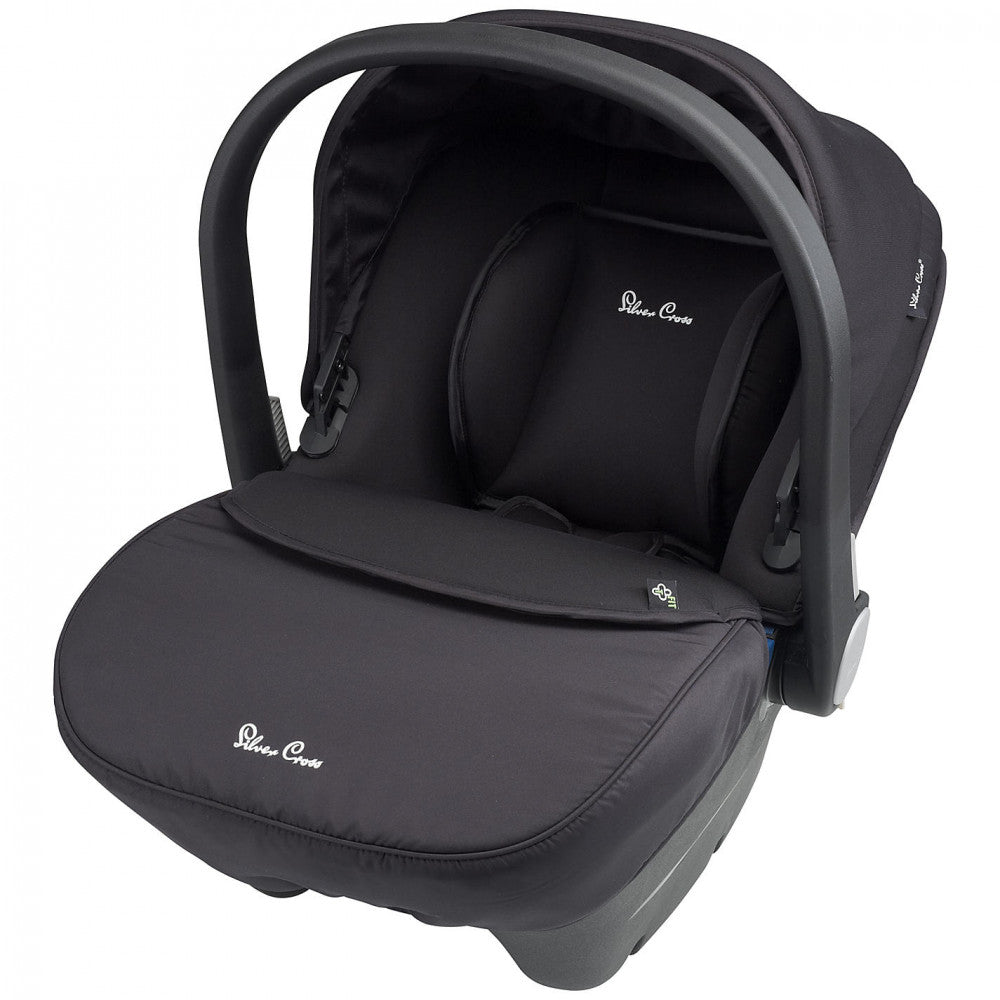 Silvercross Simplicity Infant Carrier - Black