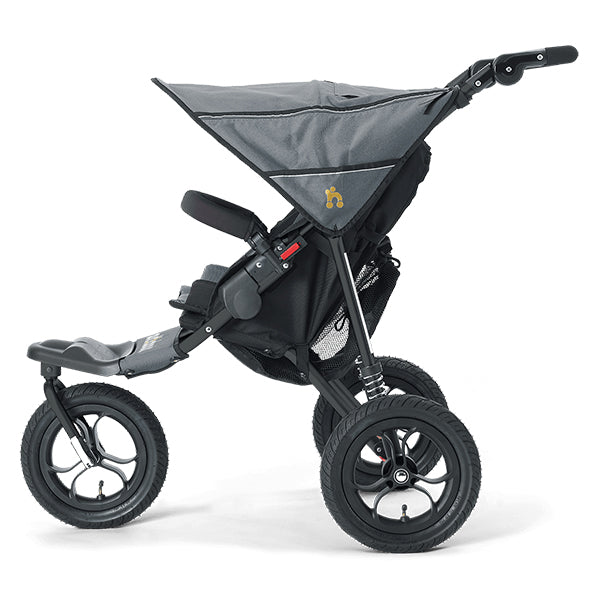 Outnabout - V4 Single Nipper Steel Grey/black Frame