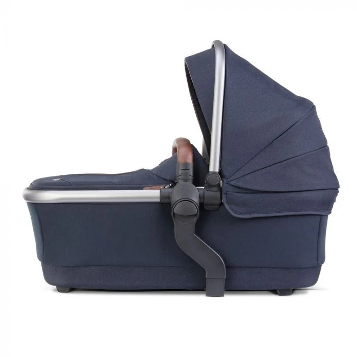 Silver Cross Wave Tandem Carrycot - Indigo