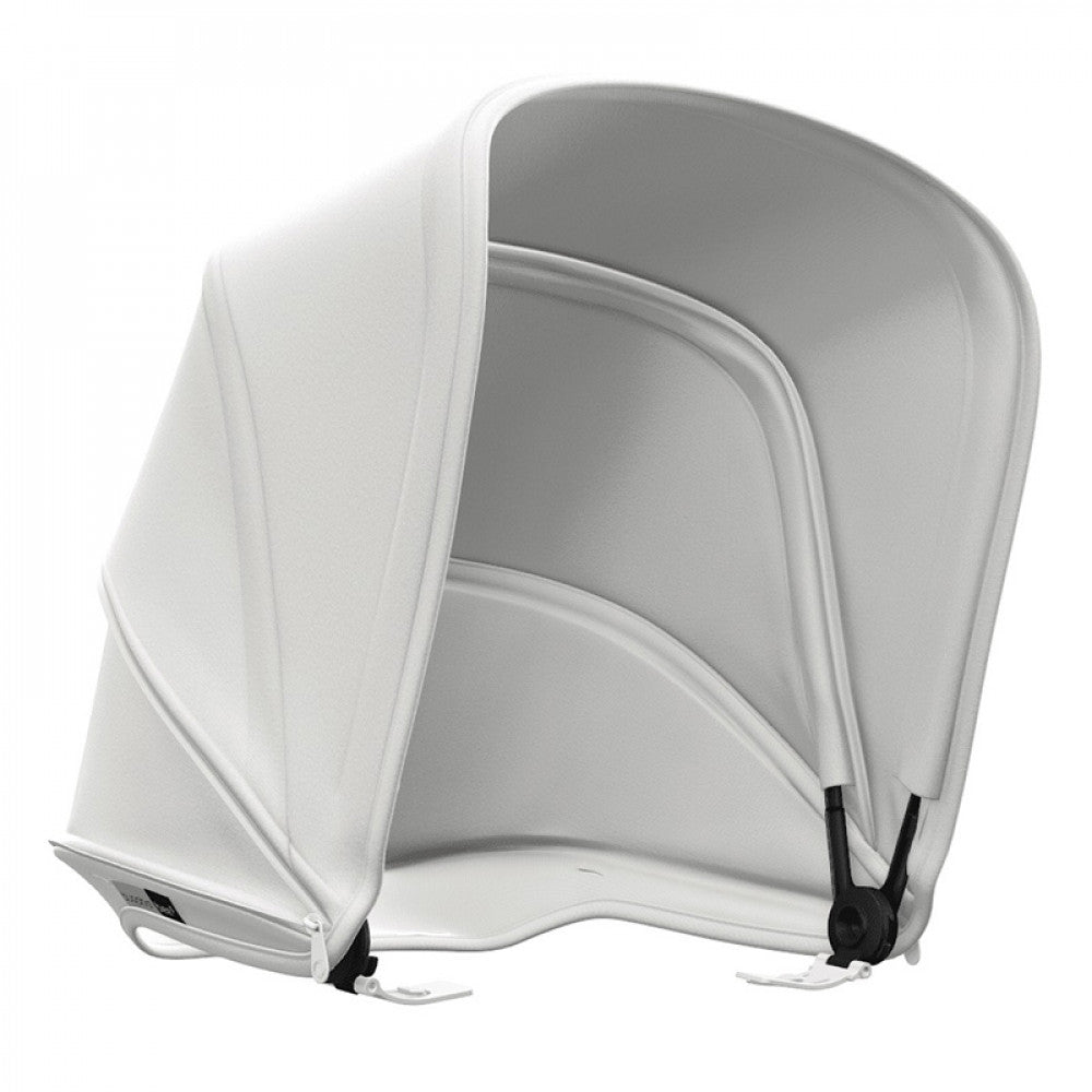 Bugaboo Bee5 Extendable Sun Canopy Fresh White