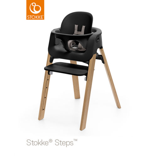 Stokke - Steps Baby Set Black