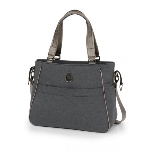 Babystyle egg - carbon grey changing bag