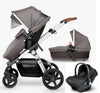 Silvercross Wave II With Simplicity Car Seat - Sable
