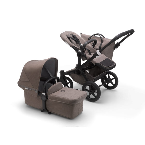 Bugaboo Donkey3 Mineral Mono Complete Black/taupe
