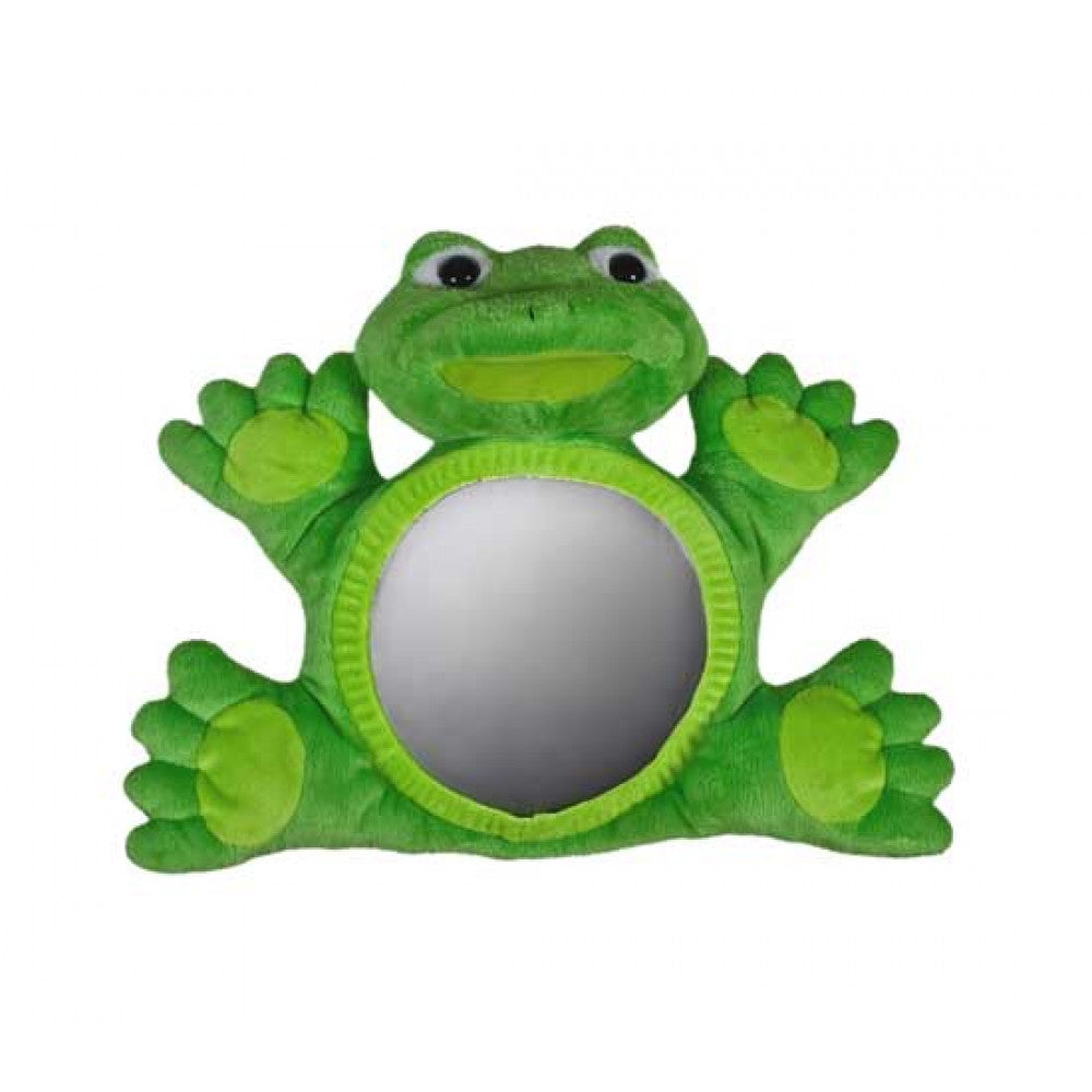Miyali - Green Frog Mirror