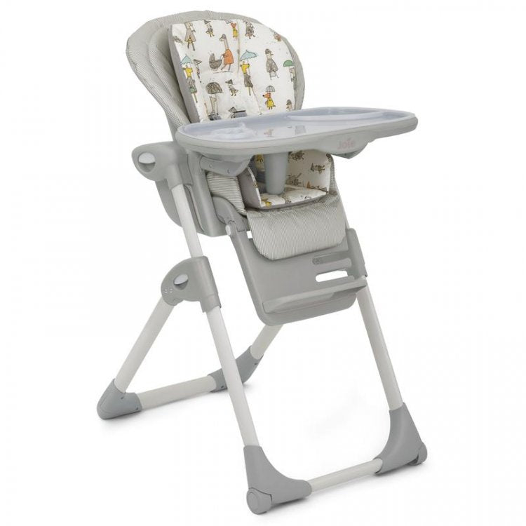 Joie - Mimzy 2in1 Highchair - In The Rain
