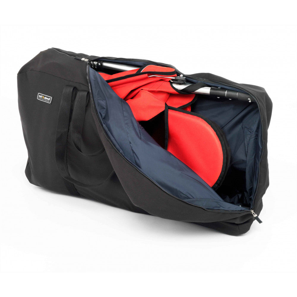 Outnabout - Double Nip Transport Bag 360