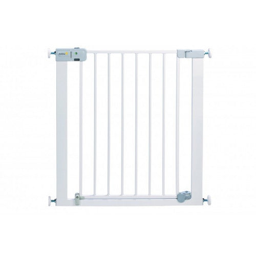 Safety1st auto-close metal gate - white