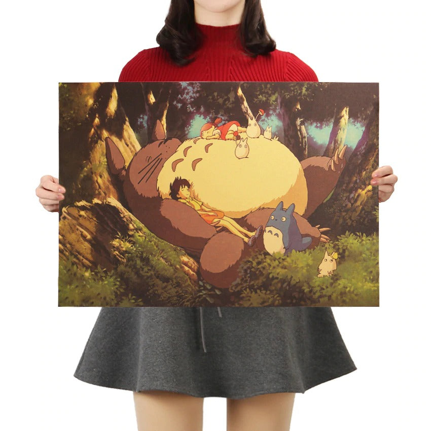 Ghibli Posters Collection