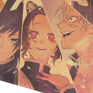 Demon Slayer Poster Collection