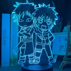 Naruto Figure Lights