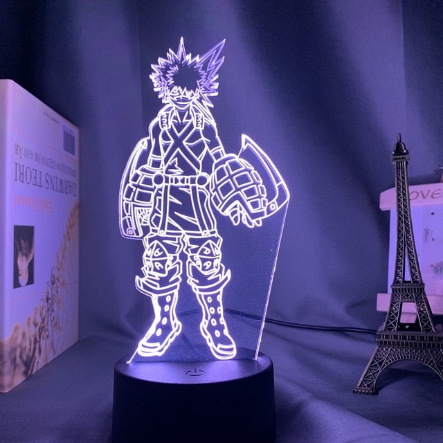 My Hero Academia Lights