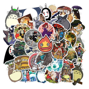 Ghibli Stickers Collection