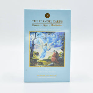 72 Angel Cards: Dreams, Signs, Meditation